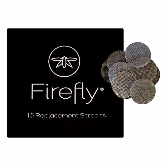 Firefly Vaporizer Replacement Screen Pack